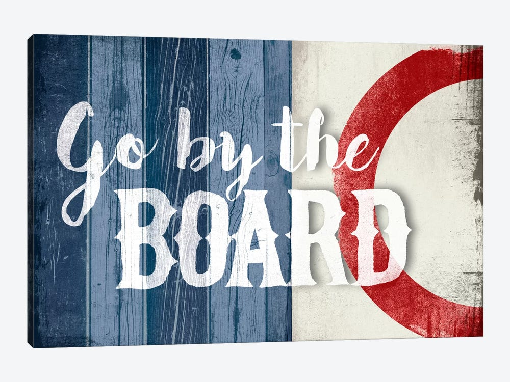 Go To The Board 1-piece Canvas Art