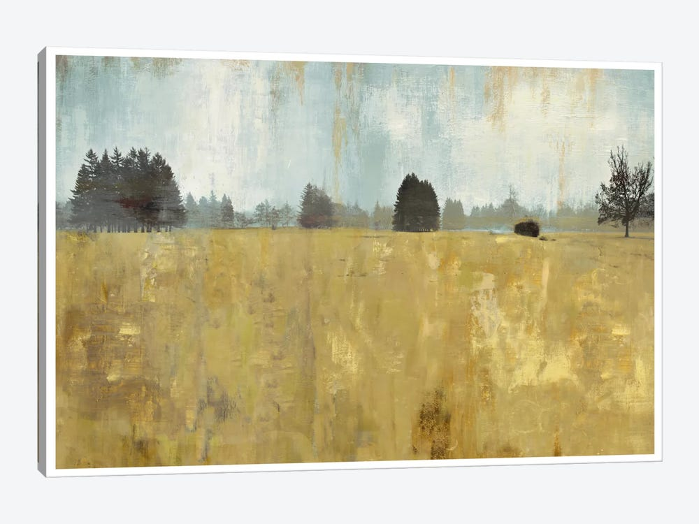 Golden Fields by PI Studio 1-piece Canvas Artwork