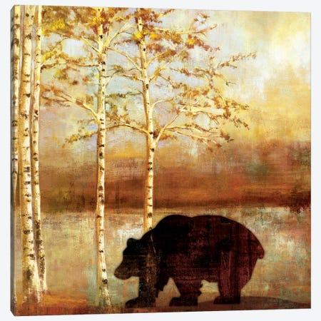 Great Bear Canvas Print #PST309} by PI Studio Canvas Print