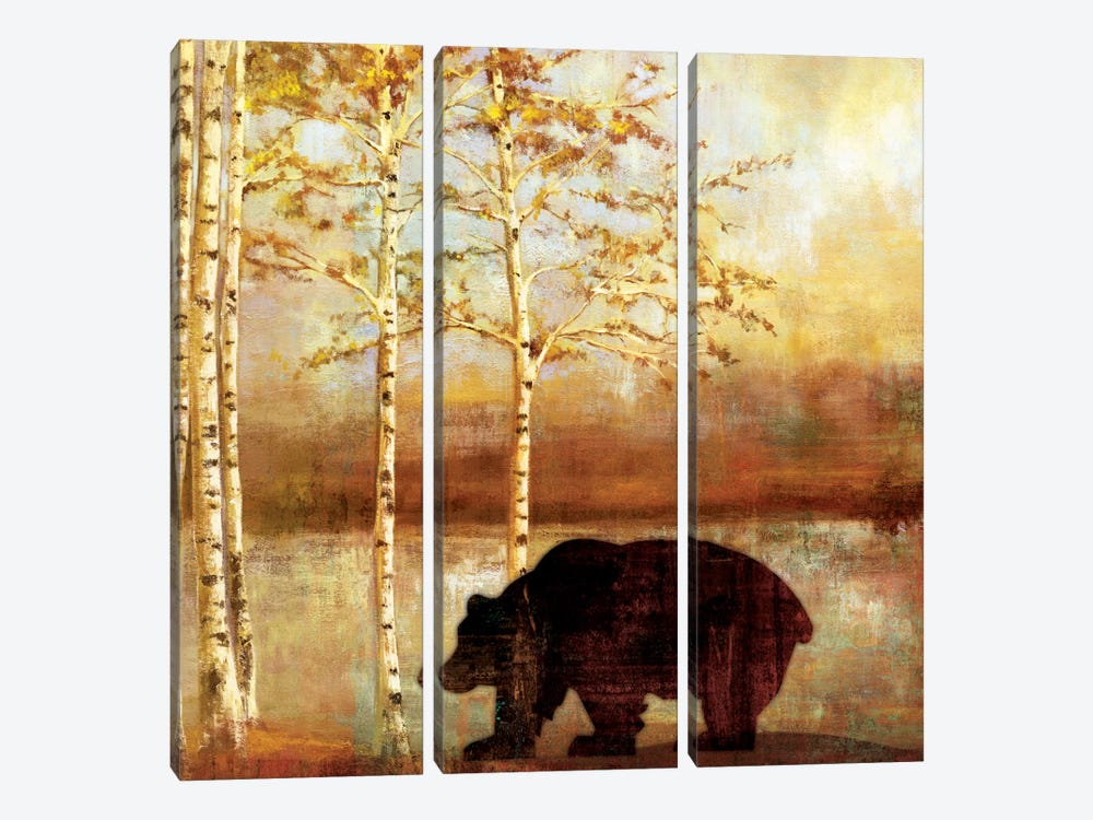 Great Bear by PI Studio 3-piece Canvas Print