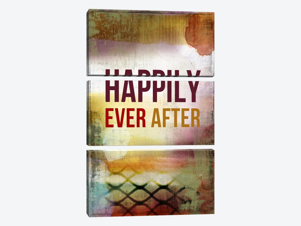Happily Ever After by PI Studio 3-piece Art Print