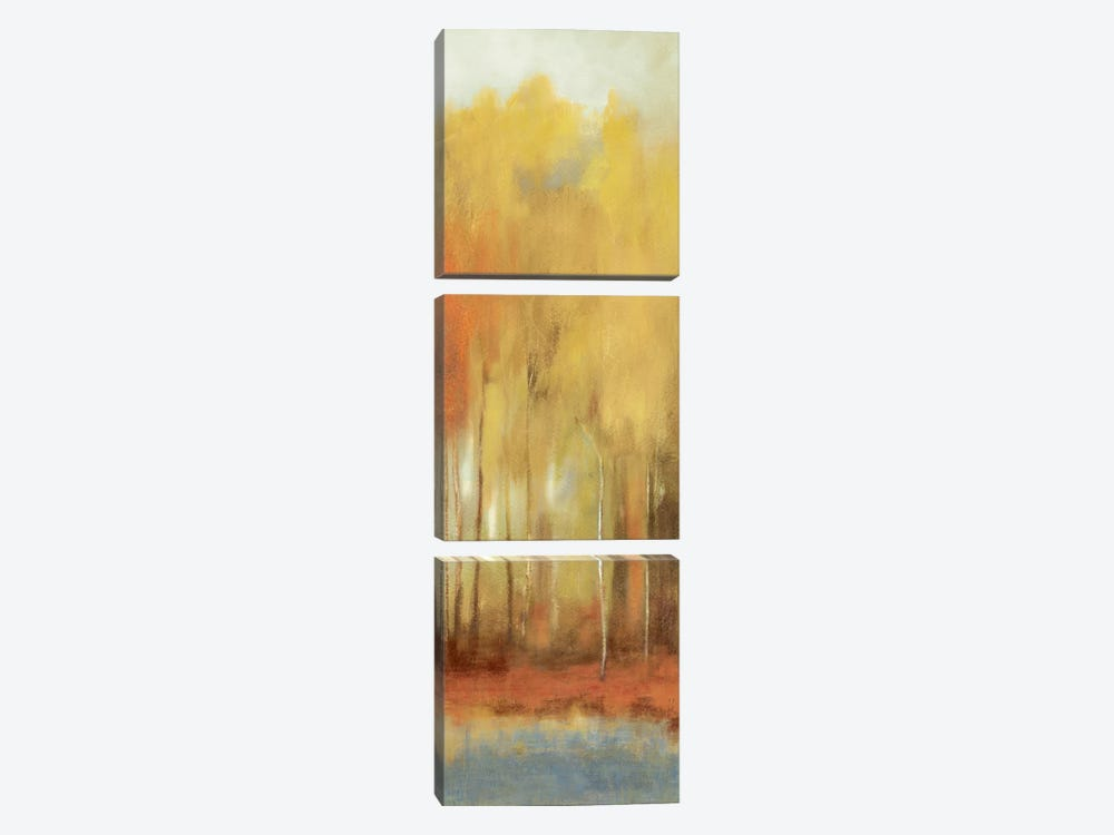 Haze I by PI Studio 3-piece Canvas Art Print