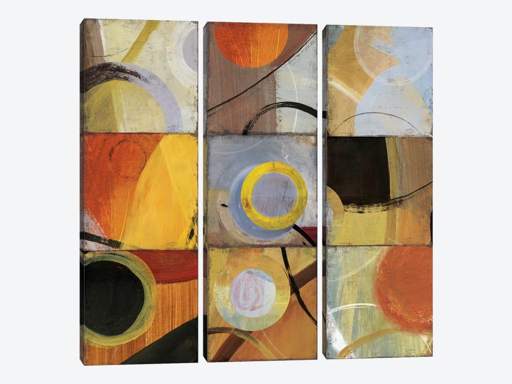 Hole In Nine by PI Studio 3-piece Canvas Artwork