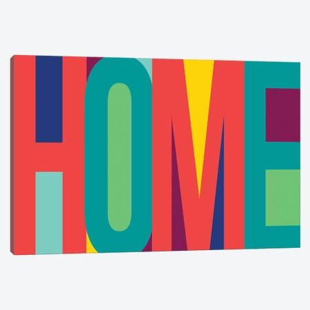 Home Canvas Print #PST333} by PI Studio Canvas Art