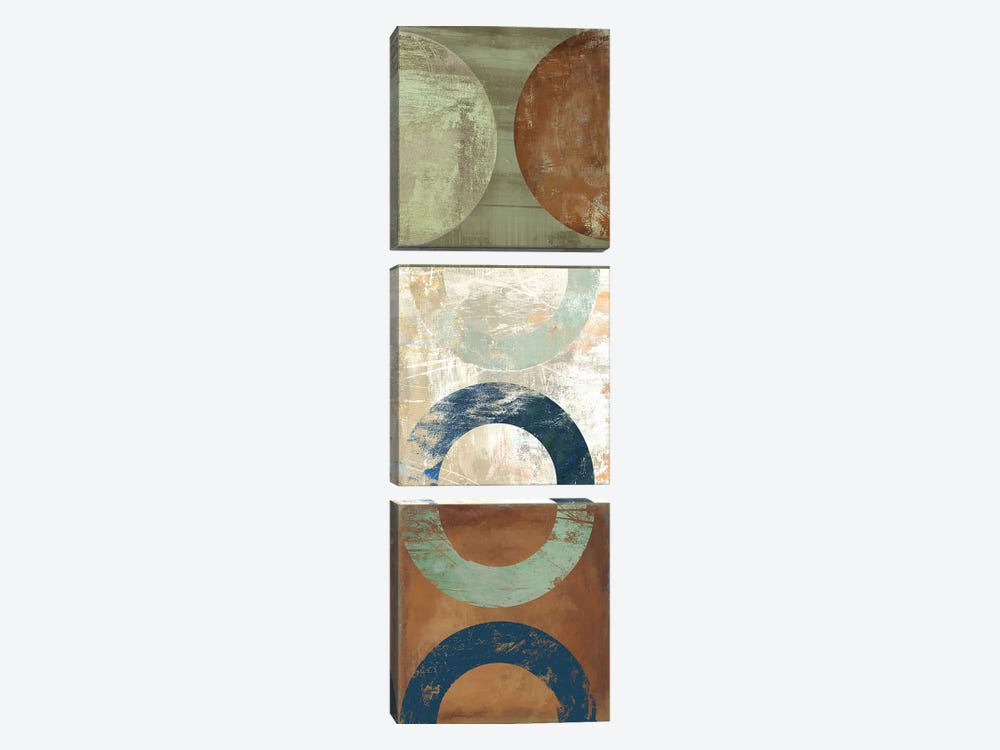 Hope To Taupe I by PI Studio 3-piece Canvas Artwork