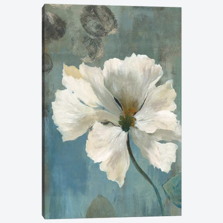 Ice Blue I Canvas Print #PST345} by PI Studio Canvas Art