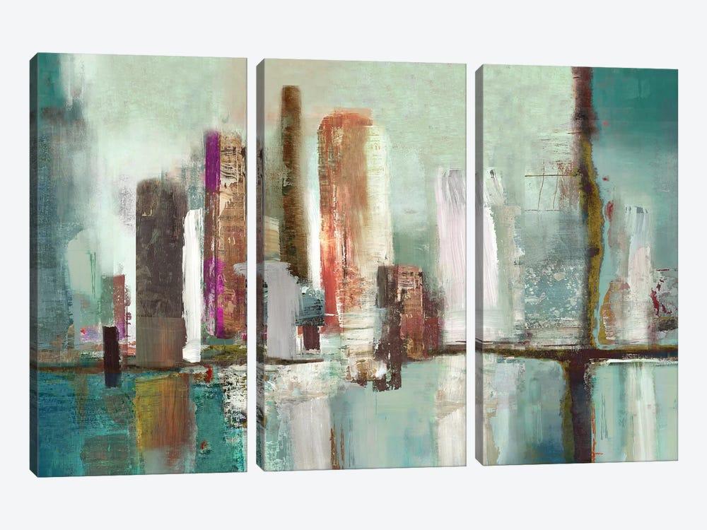 Illumination I by PI Studio 3-piece Canvas Art Print