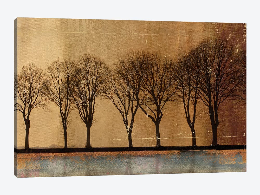 In A Row by PI Studio 1-piece Canvas Artwork