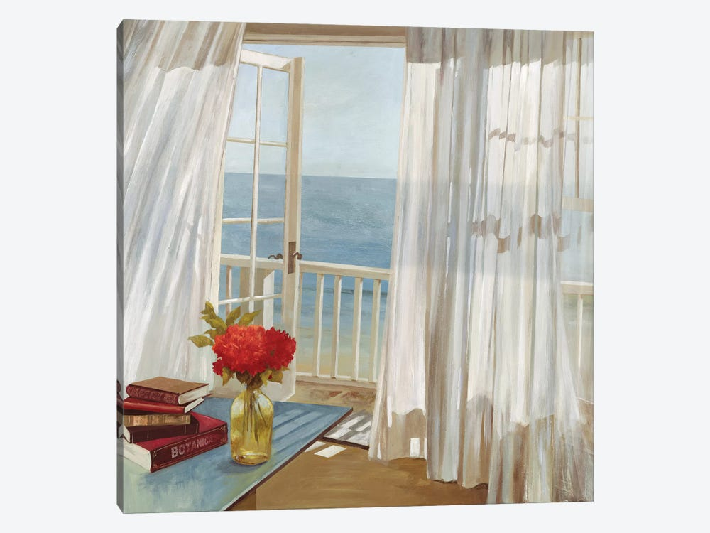 In The Breeze by PI Studio 1-piece Canvas Art Print