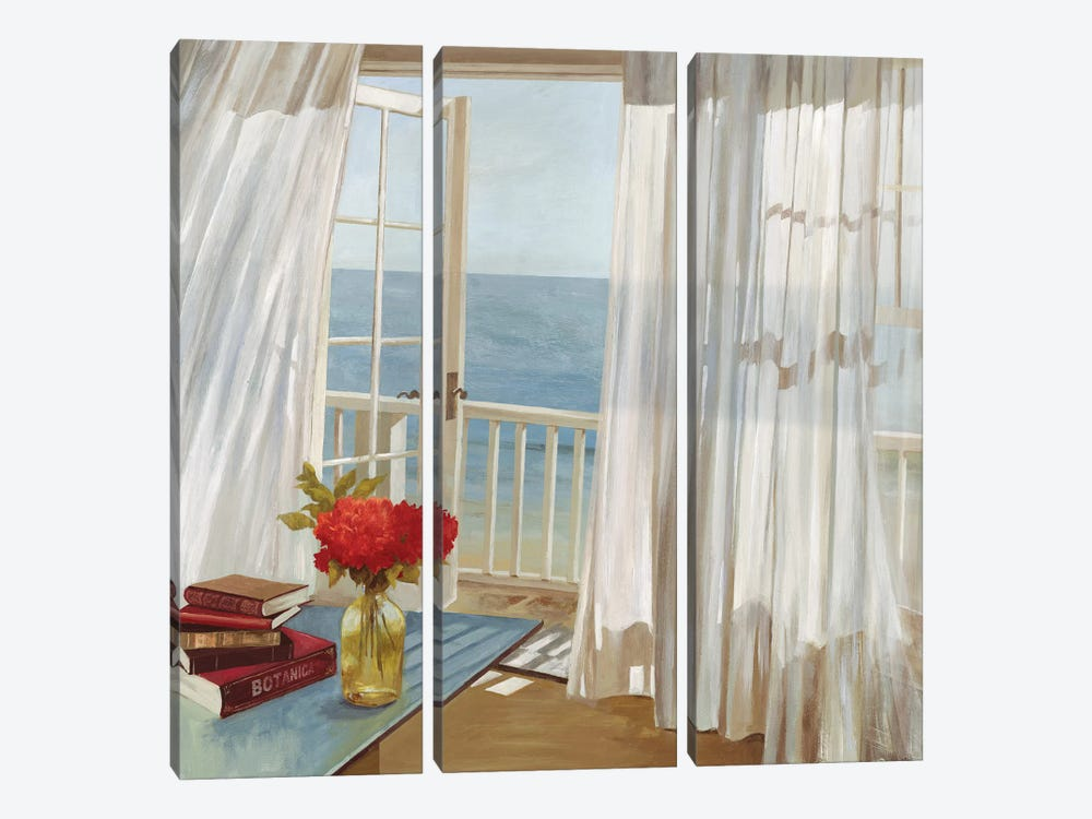 In The Breeze by PI Studio 3-piece Canvas Print