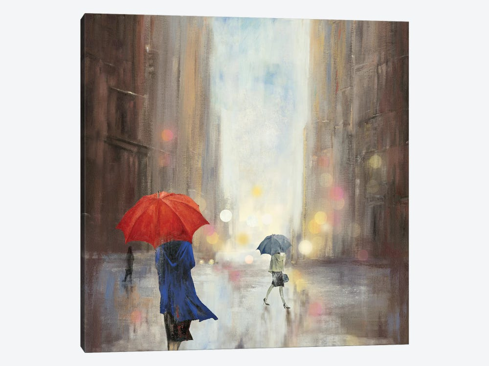 In The City I by PI Studio 1-piece Canvas Artwork