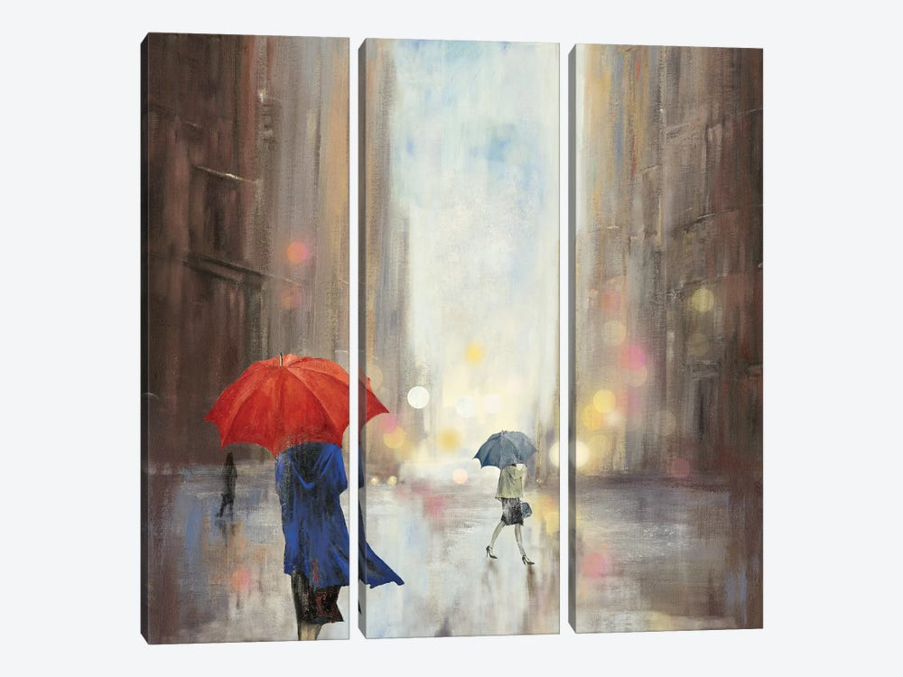 In The City I by PI Studio 3-piece Canvas Art