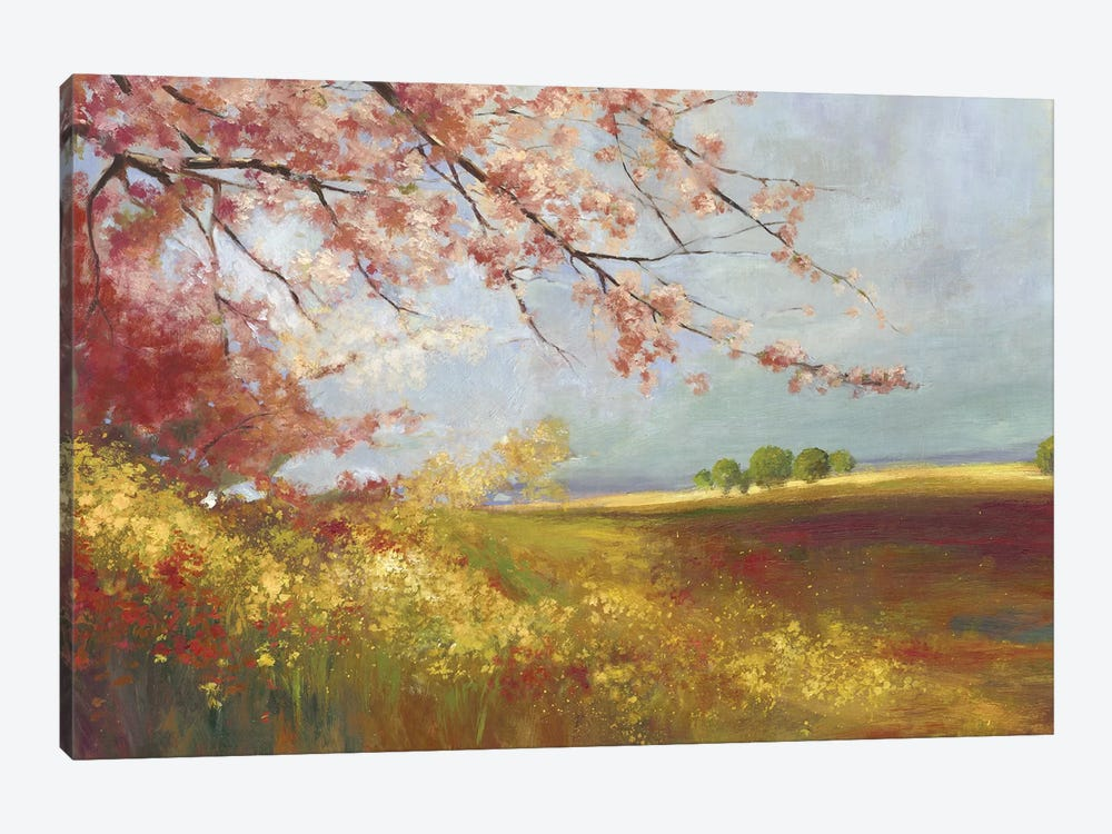 In The Field by PI Studio 1-piece Canvas Print