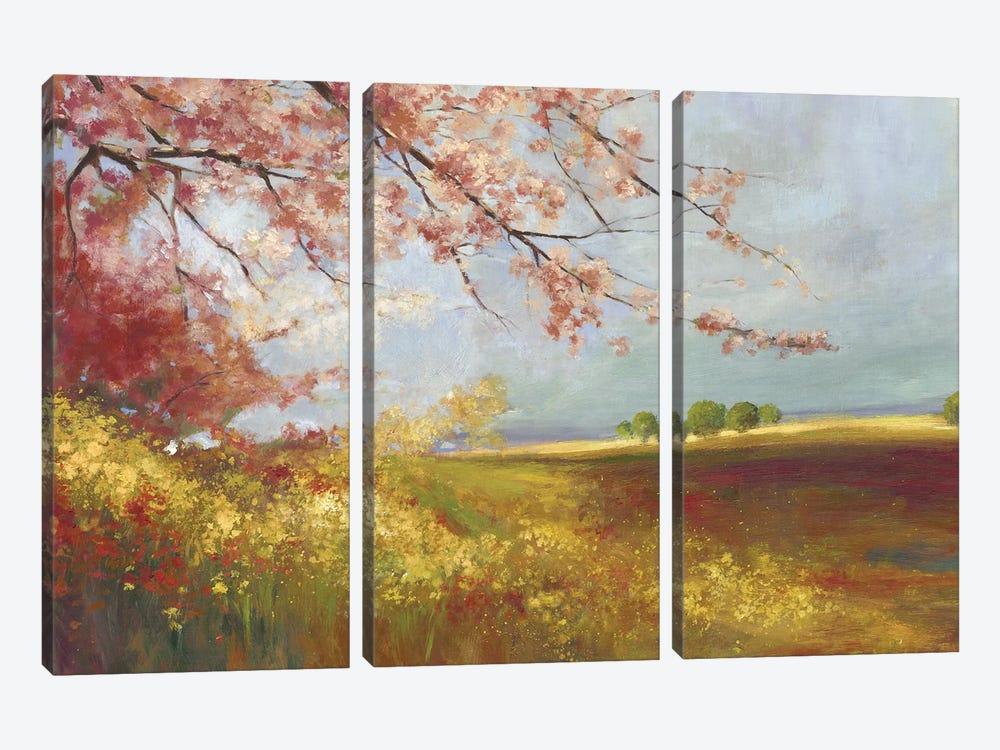 In The Field by PI Studio 3-piece Art Print