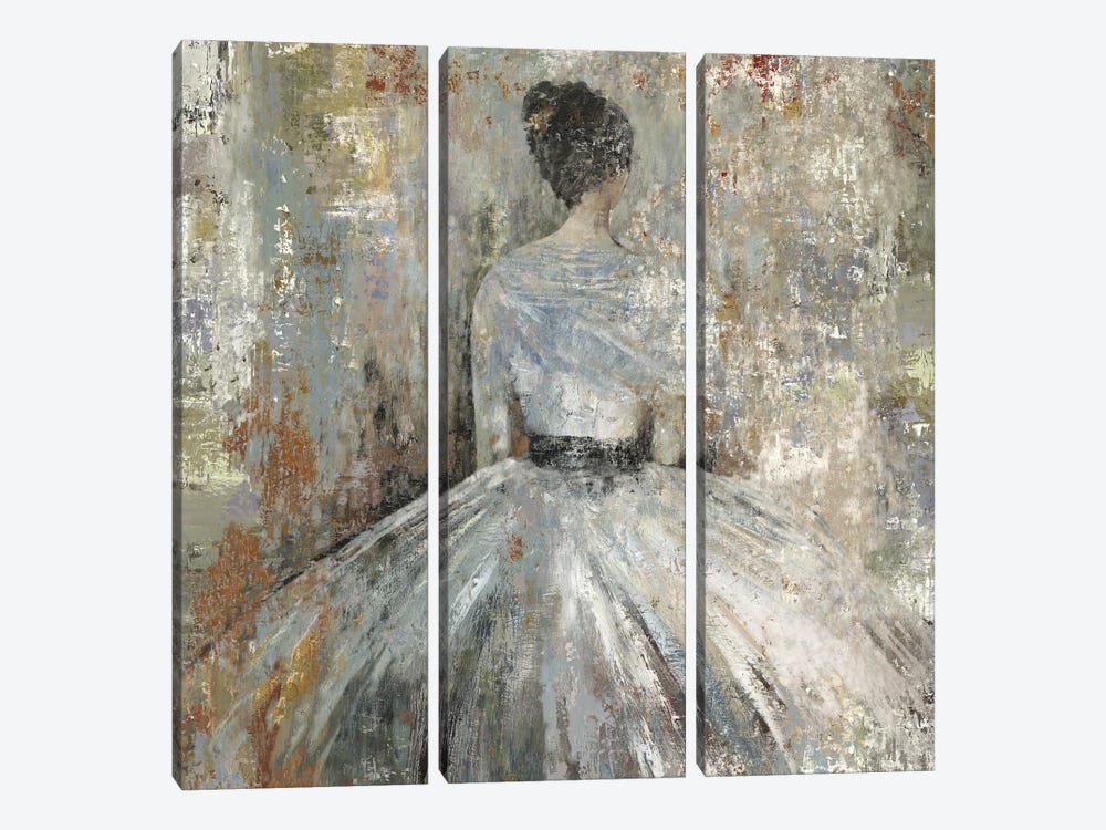In Waiting by PI Studio 3-piece Canvas Artwork