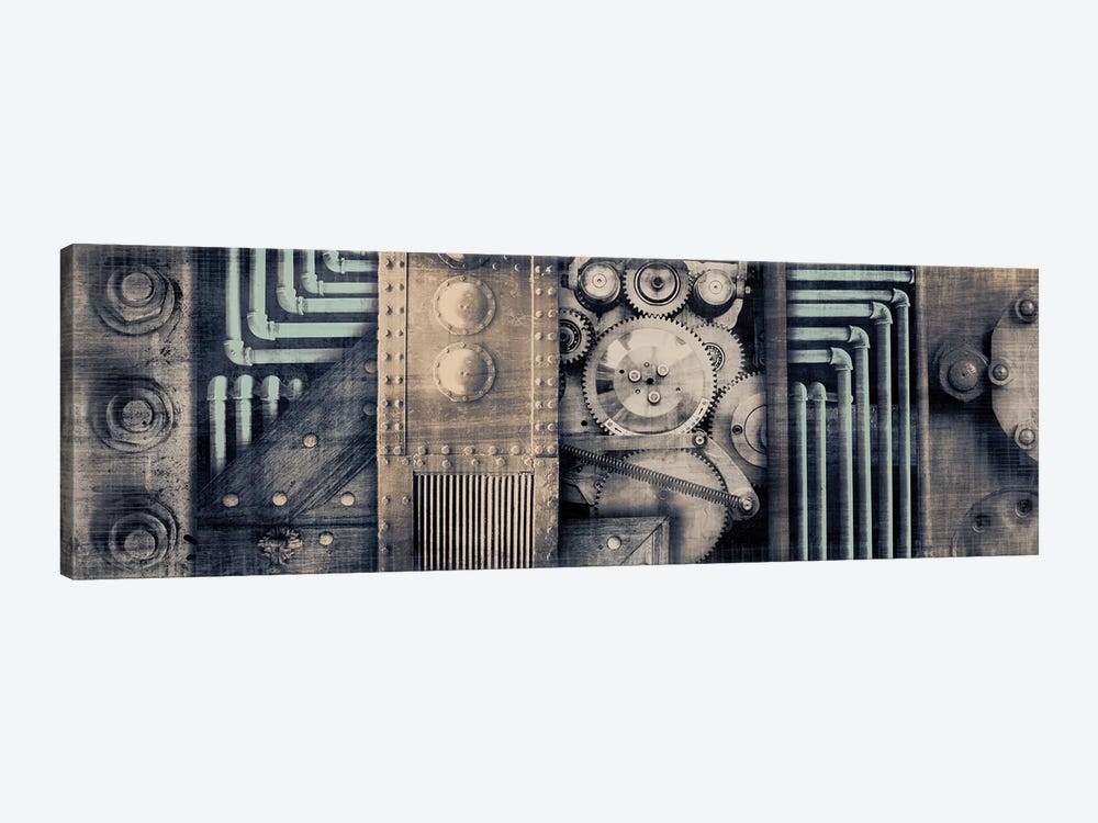 Industrial Strength by PI Studio 1-piece Canvas Wall Art