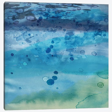 Into The Deep II Canvas Print #PST376} by PI Studio Canvas Print
