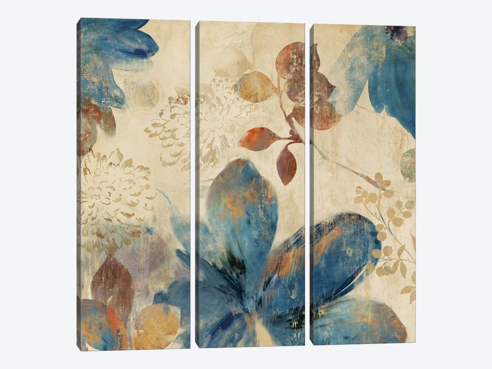 Intuitive Moment II by PI Studio 3-piece Canvas Wall Art