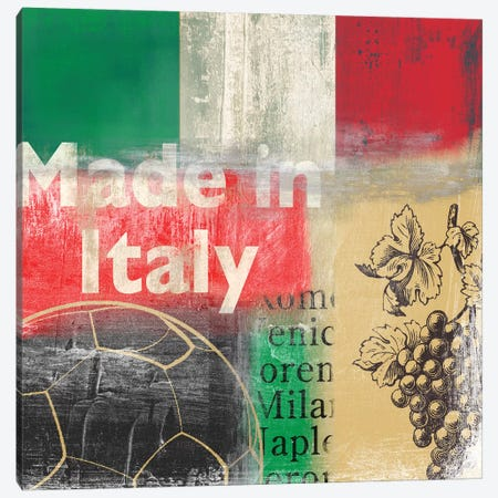 Italy Canvas Print #PST378} by PI Studio Canvas Wall Art