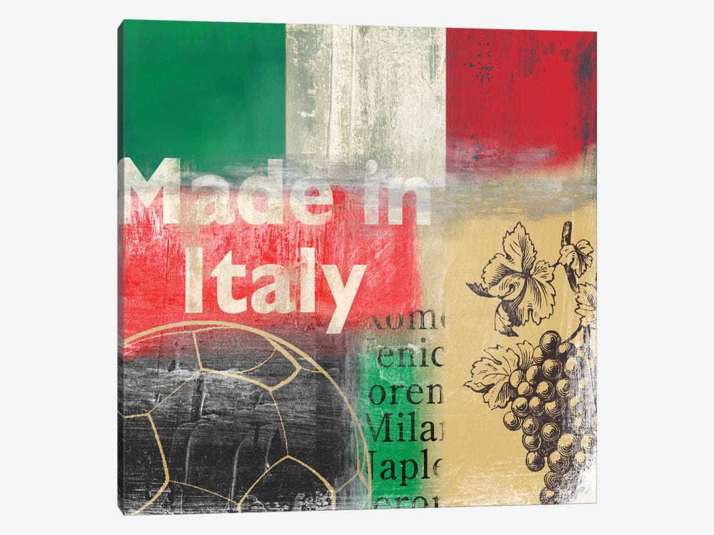 Italy by PI Studio 1-piece Art Print