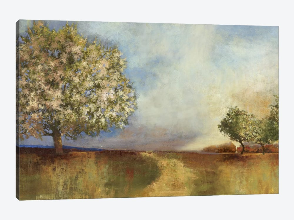 Apple Orchard by PI Studio 1-piece Canvas Print