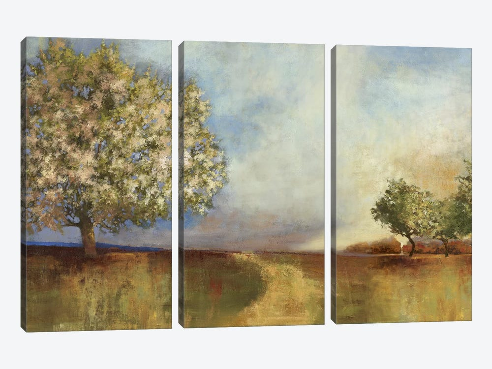 Apple Orchard by PI Studio 3-piece Canvas Art Print