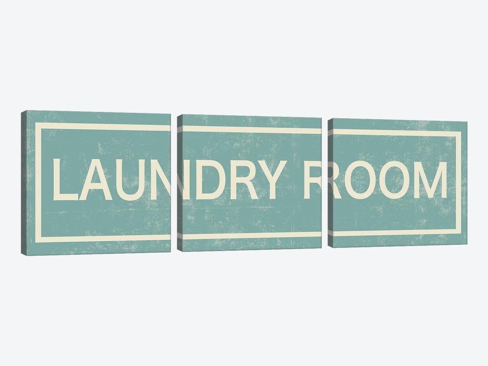 Laundry Room by PI Studio 3-piece Canvas Print