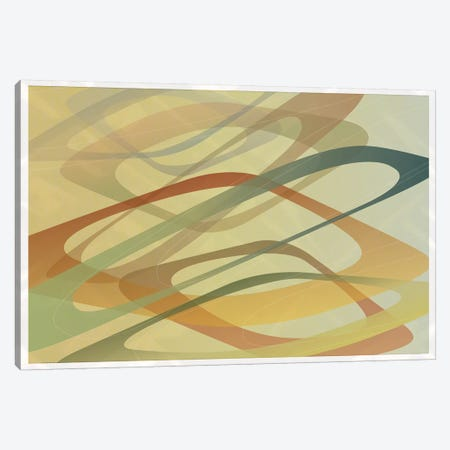 Left Field Canvas Print #PST398} by PI Studio Canvas Artwork