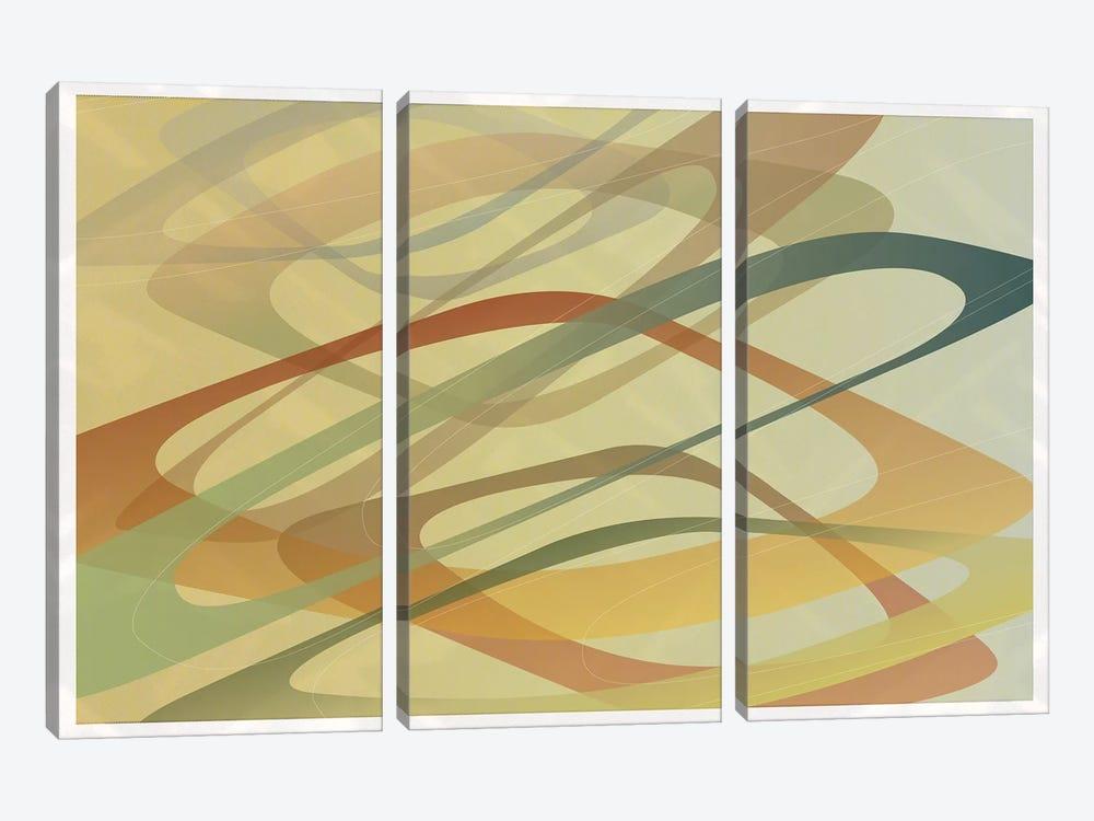 Left Field by PI Studio 3-piece Art Print
