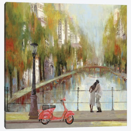 A Stroll To Remember Canvas Print #PST3} by PI Studio Canvas Art