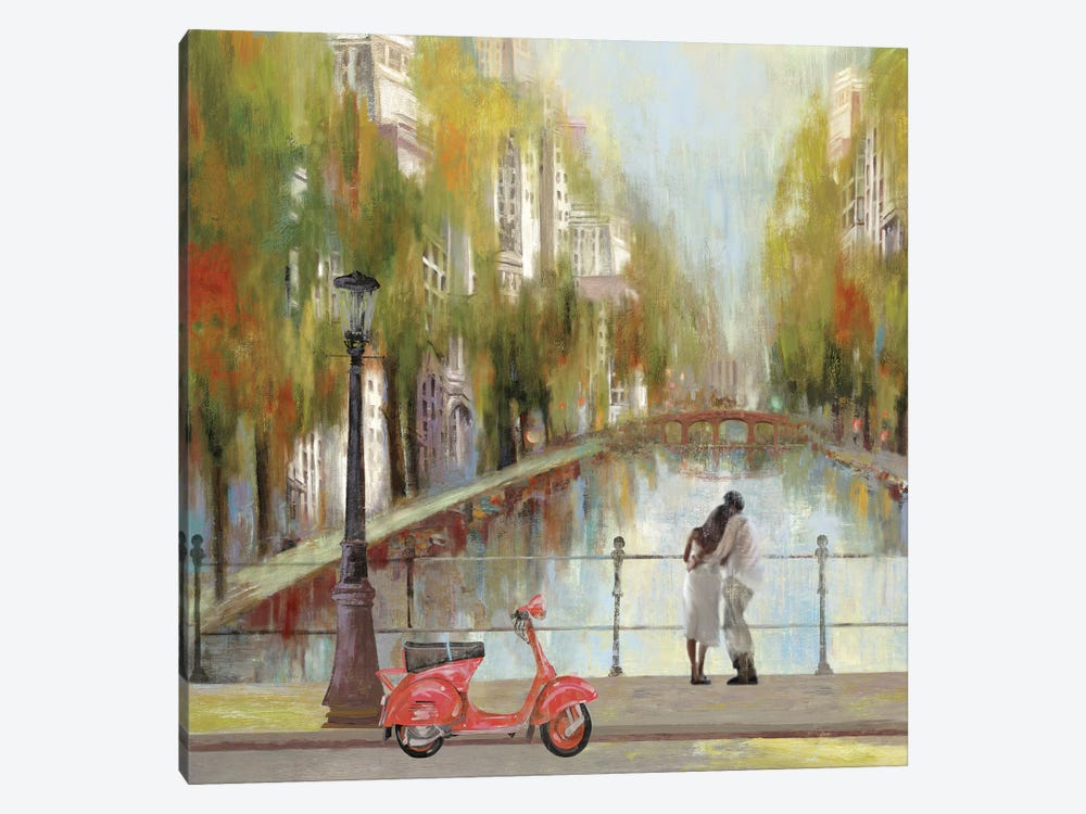 A Stroll To Remember by PI Studio 1-piece Art Print