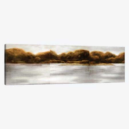 Red Landscape Triptych Canvas Print Set #PST3HSET001} by PI Studio Canvas Wall Art