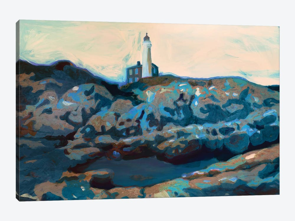 Lighthouse by PI Studio 1-piece Canvas Print