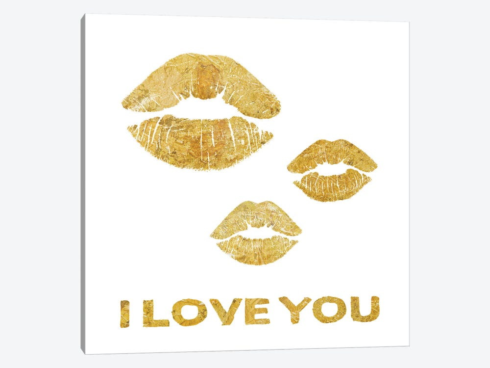 Lip Love I by PI Studio 1-piece Art Print
