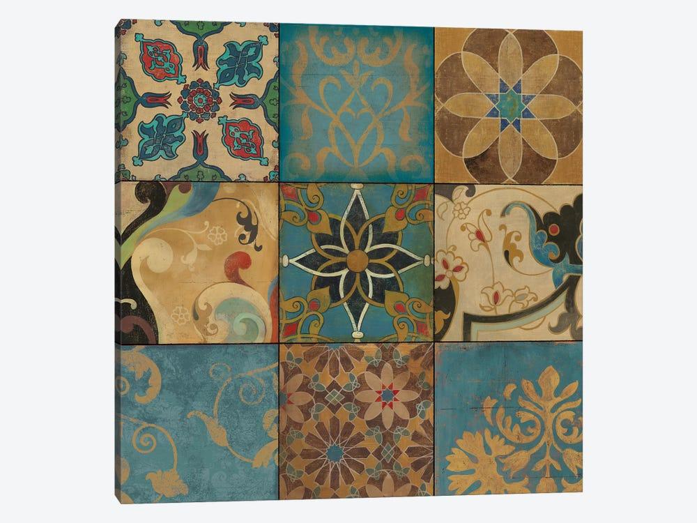 Arabian Nights I by PI Studio 1-piece Canvas Art