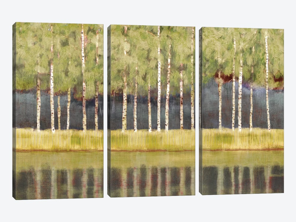 Luscious Morning by PI Studio 3-piece Canvas Artwork