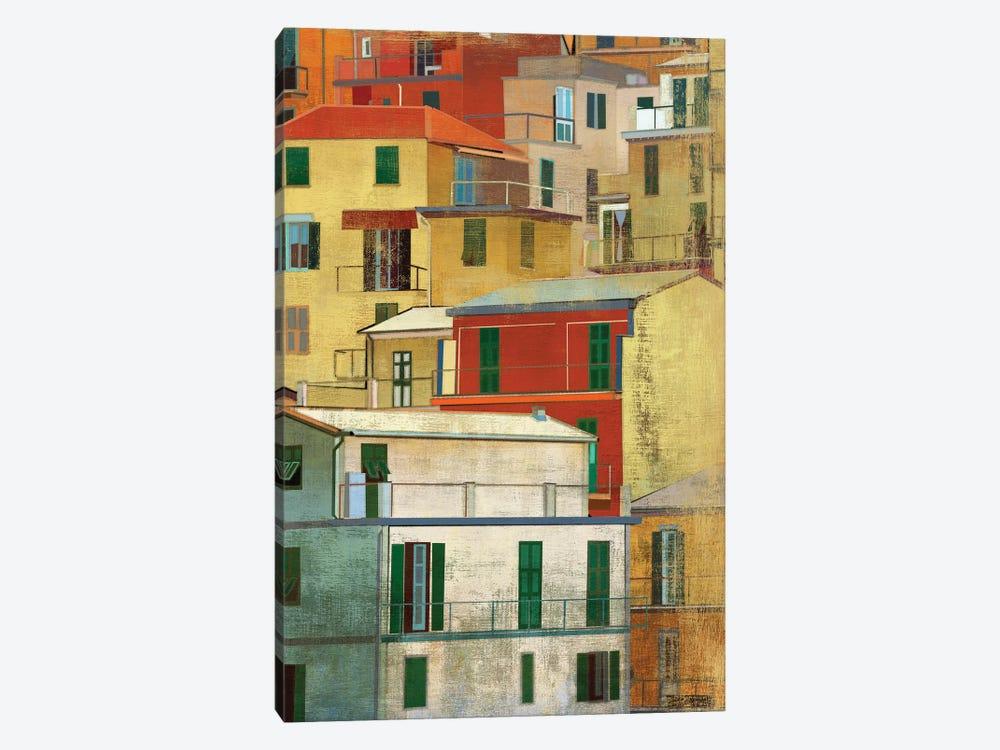 Manarola, Italy I by PI Studio 1-piece Canvas Art Print