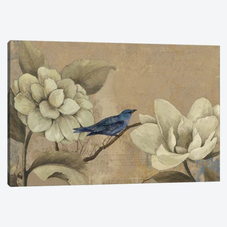 Maple Burlap Canvas Print #PST449} by PI Studio Canvas Art