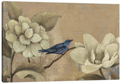 Maple Burlap Canvas Art Print
