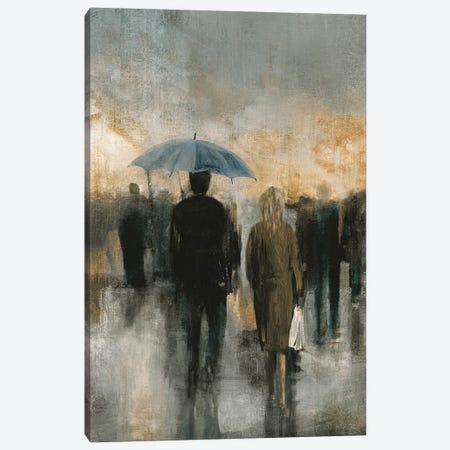 Morning Avenue I Canvas Print #PST478} by PI Studio Art Print
