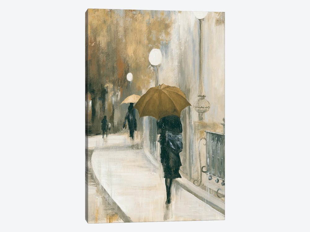 Morning Avenue II by PI Studio 1-piece Canvas Print