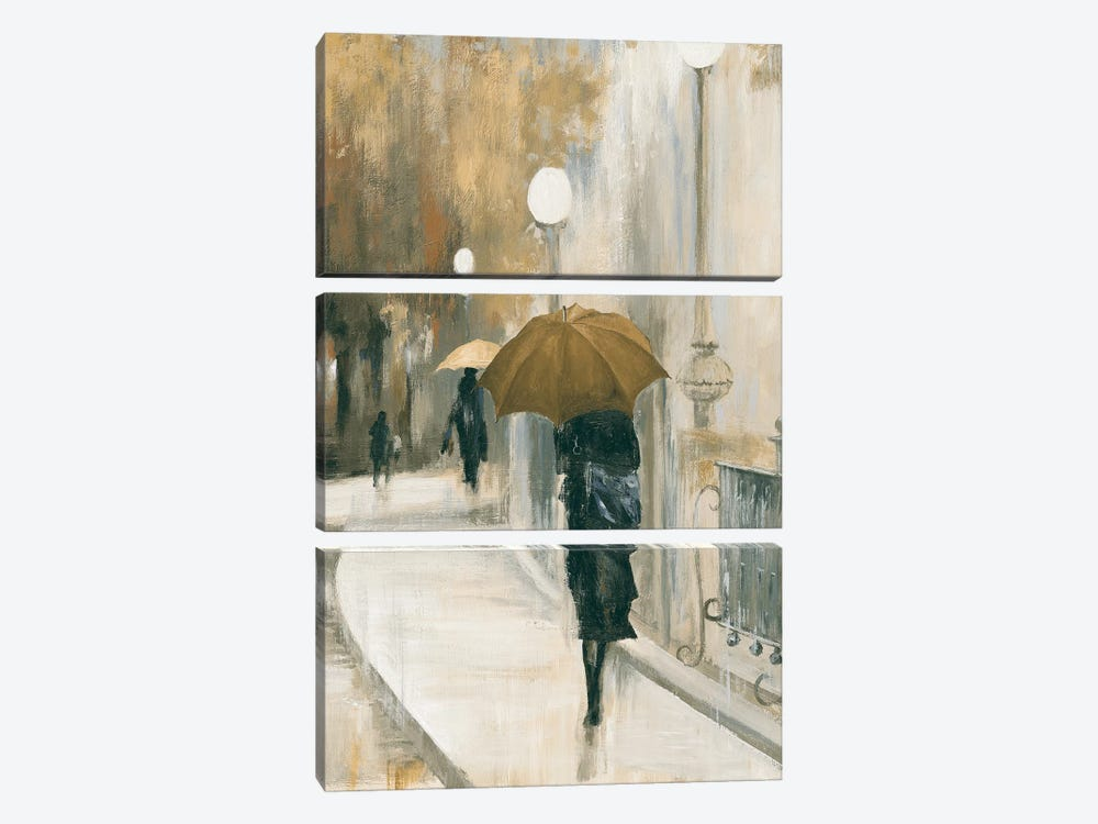 Morning Avenue II by PI Studio 3-piece Art Print