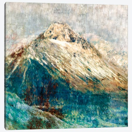 Mountain I Canvas Print #PST486} by PI Studio Art Print