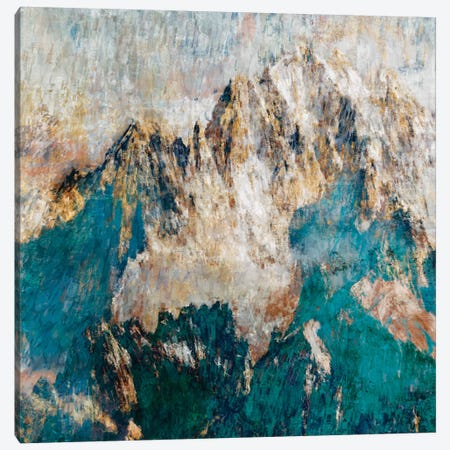 Mountain II Canvas Print #PST487} by PI Studio Canvas Art Print