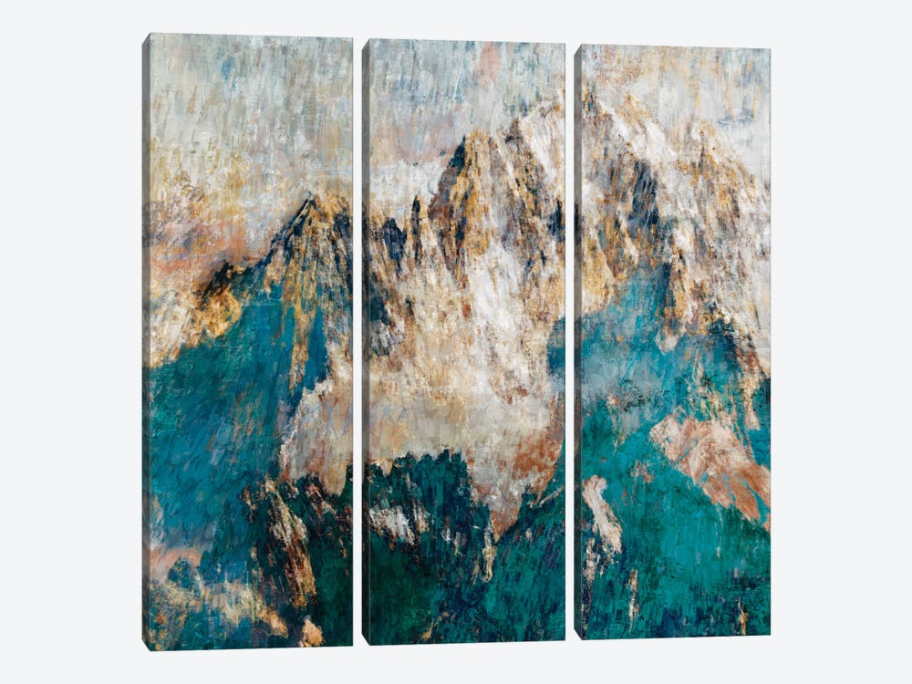 Mountain II by PI Studio 3-piece Canvas Artwork