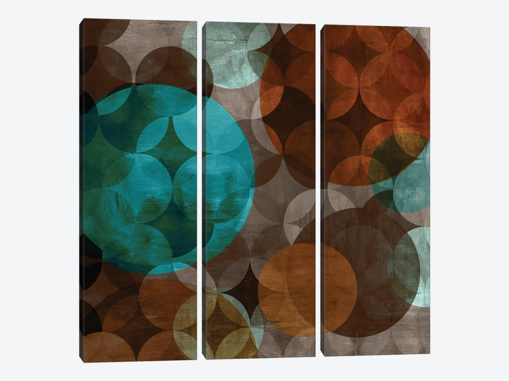 New Colony by PI Studio 3-piece Canvas Wall Art