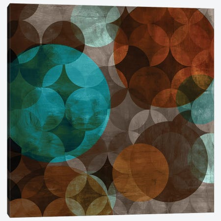 New Colony Canvas Print #PST500} by PI Studio Canvas Print