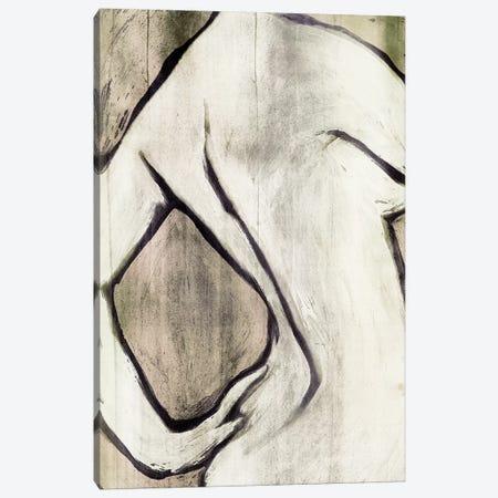 Nude Sepia I Canvas Print #PST505} by PI Studio Canvas Artwork