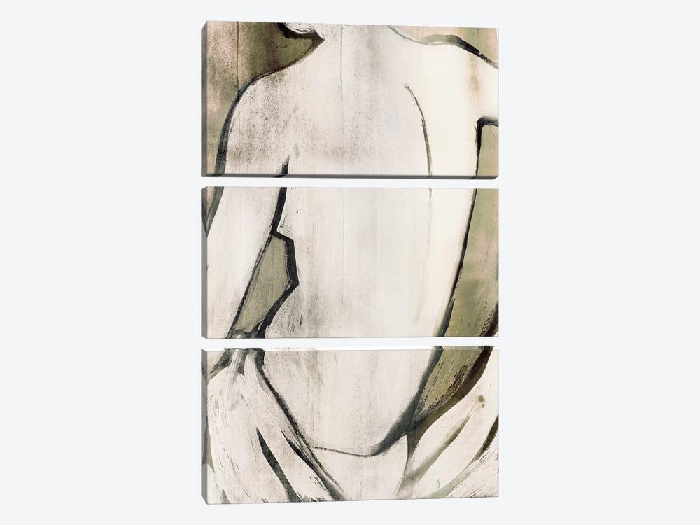 Nude Sepia II by PI Studio 3-piece Canvas Art