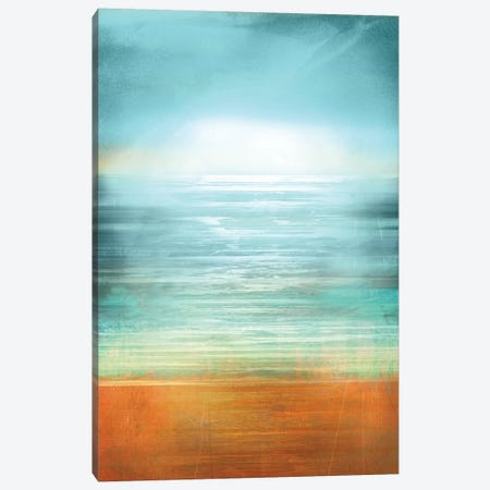 Ocean Abstract Canvas Print #PST511} by PI Studio Canvas Art